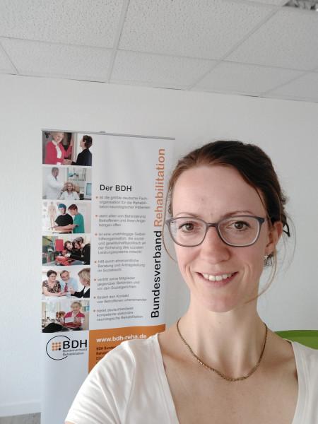 Julia Köhler – Sozialberatung für den BDH Bundesverband Rehabilitation e.V.