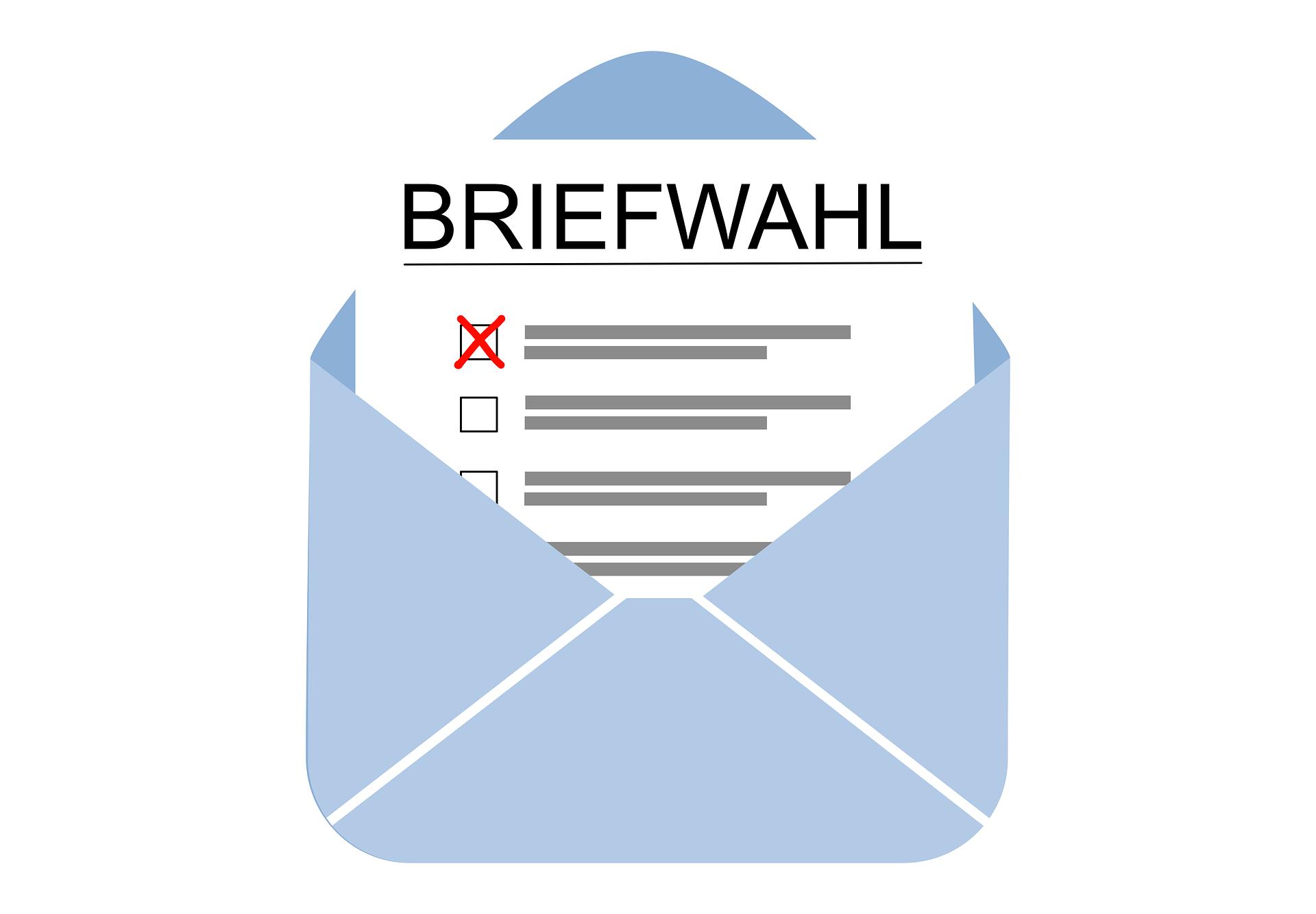 Briefwahl in Reichshof online beantragen